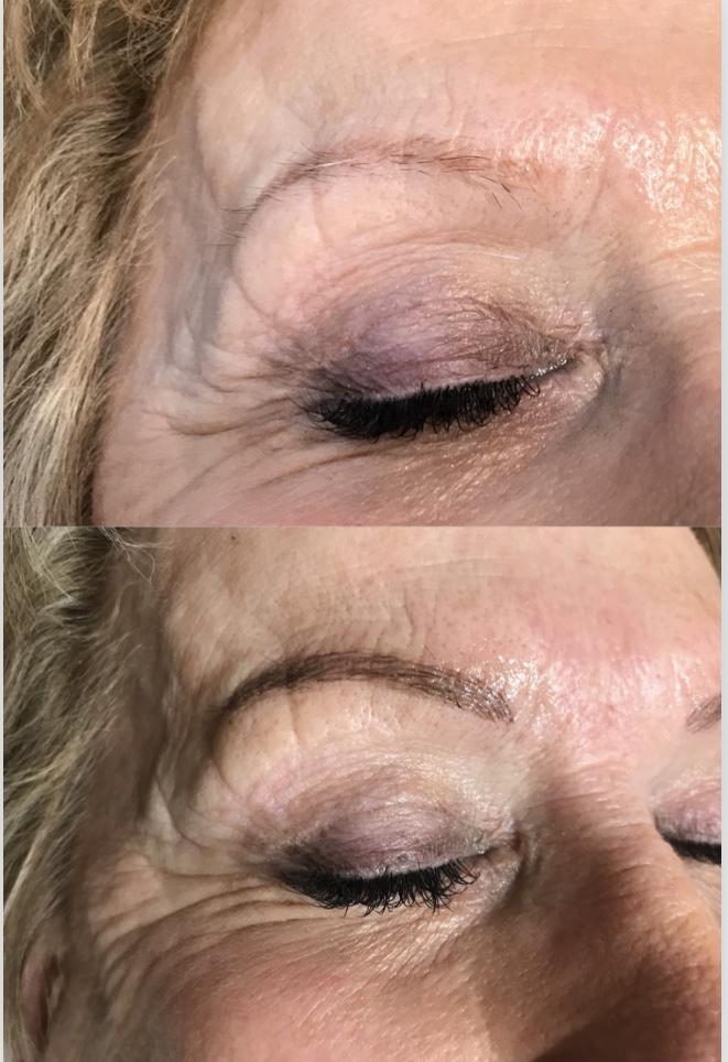 Enhance Your Eyebrows with Microblading - Eyebrow